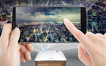 Deal: LG offering free projector on V30/G6 purchase