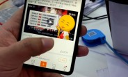 Alleged Xiaomi Mi Mix 2s handled on video - uses iPhone X-style gestures, of course