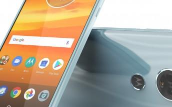 Motorola Moto E5 Plus official render leaks ahead of launch
