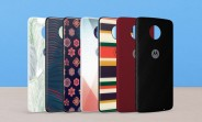 Motorola's newest Style Shells are made out of Gorilla Glass