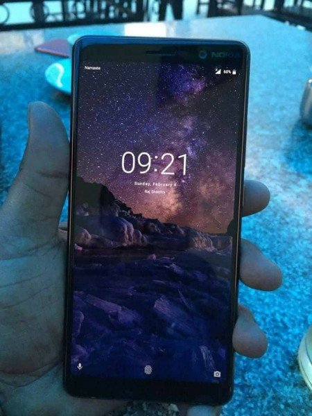 First Nokia 7 Plus live image leaks