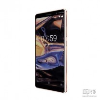 Nokia 7 Plus in Black and White (leaked images)