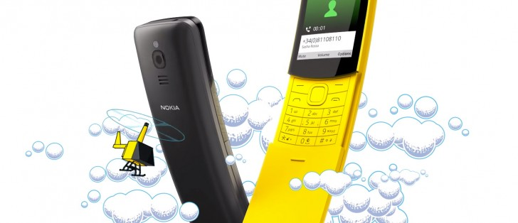 Nokia 8110 reborn: 4G model with Google apps and social networking