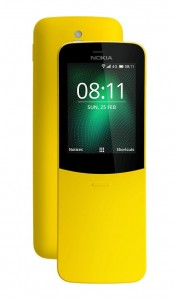 Nokia 8110 4G - the rebirth of the banana phone