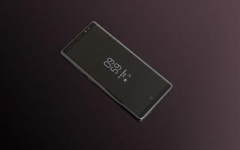 Samsung Galaxy Note9 won't have an under-display fingerprint sensor, new rumor says