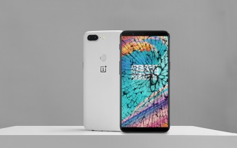 OnePlus 5T promo campaign smashes other phones
