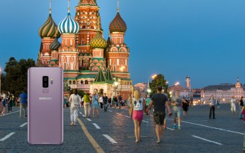 Samsung Galaxy S9 and S9+ go on pre-order in Russia ahead of schedule