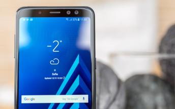 Samsung Galaxy C10 Plus shows up on AnTuTu