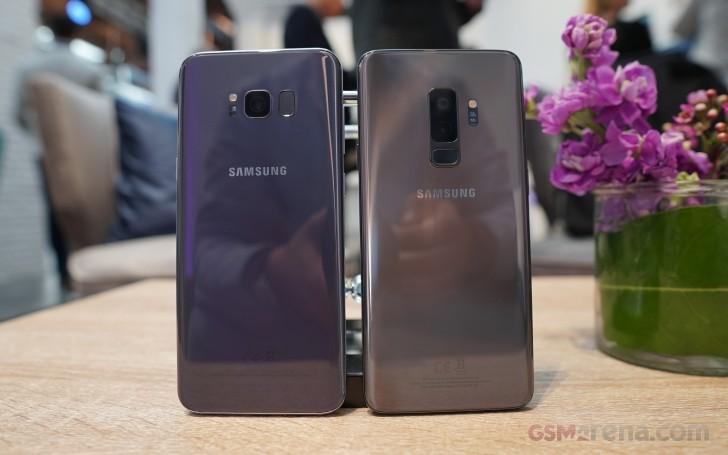 Samsung Galaxy S9+ vs. Apple iPhone X camera comparison
