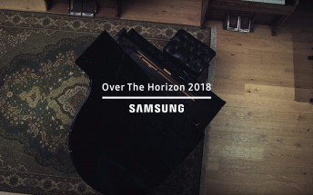 "Samsung unveils new ""Over the Horizon"" ringtone for Galaxy S9"
