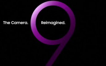 Watch the Samsung S9/S9+ announcement here