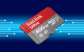 Deal: SanDisk's 400GB microSD card drops to $190
