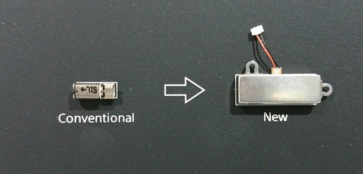 Sony details Xperia XZ2's Dynamic Vibration System