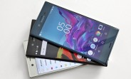 New update rolling out to Sony Xperia XZ, XZs and X Performance