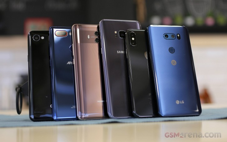 TrendForce: Global smartphone sales growth will slow down in 2018