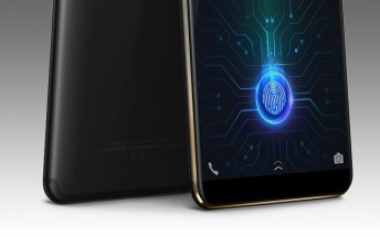 vivo X20 Plus UD goes through a scratch test - will that kill its fingerprint reader?