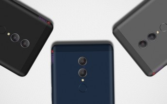 Xiaomi Redmi Note 5 leaks with 18:9 display, dual cameras, and huge battery