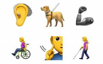 Apple proposes new set of accessibility emoji for the disabled