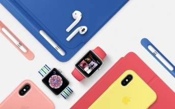 Apple unveils new Spring color range for iPhone and iPad cases