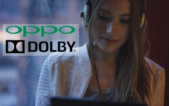 Oppo partners with Dolby to add HE-AAC and JPEG-HDR to its phones