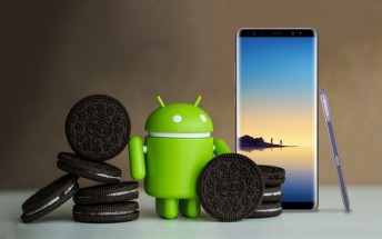 T-Mobile resumes Samsung Galaxy Note8 Oreo update roll out