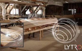 Google reportedly acquiring Lytro, the maker of light field cameras