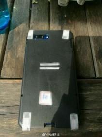 Alleged Honor 10 prototype