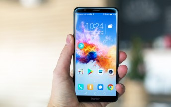 Oreo for Honor 7X begins rolling out in US