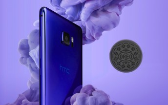 Android 8.0 Oreo arrives for the HTC U Ultra