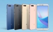 Huawei announces familiar-looking Enjoy 8 phones