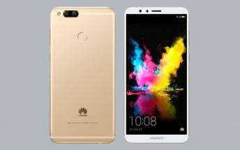 Oreo update starts hitting Huawei Mate SE