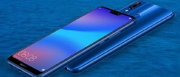Huawei P20 Lite goes official in China as nova 3e - GSMArena com news