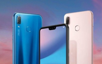 Huawei P20 Lite / Nova 3e appears in short hands-on video