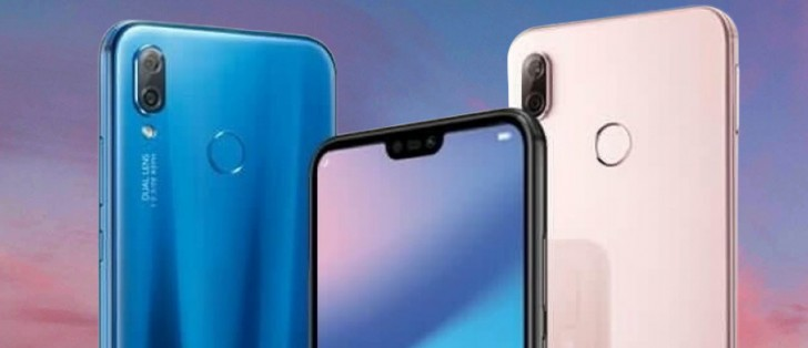 Huawei P20 Lite / Nova 3e appears in short hands-on video - GSMArena