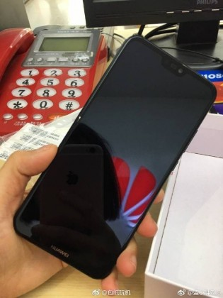 A few other leaked photos of the P20 Lite