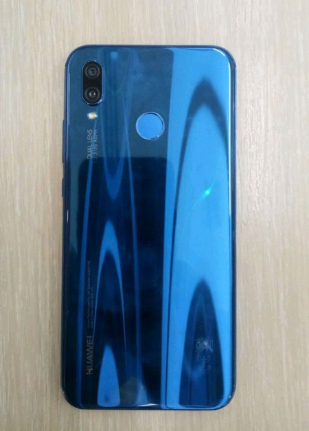 Exclusive look at the Huawei P20 Lite