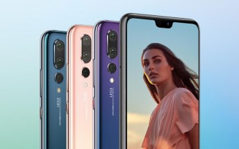 Vodafone UK now taking pre-orders for the Huawei P20 and P20 Pro
