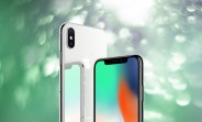 "Digitimes: iPhone X successor to be the cheapest model, 6.45"" OLED iPhone on top"