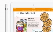 iWork update makes it an even better fit for use with the Apple Pencil