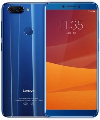 Lenovo K5 in Blue