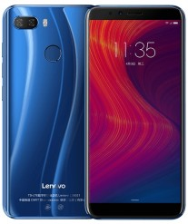 Lenovo S5 Play in Blue