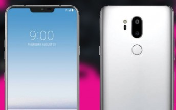LG G7 could launch in May and cost €80 more than G6
