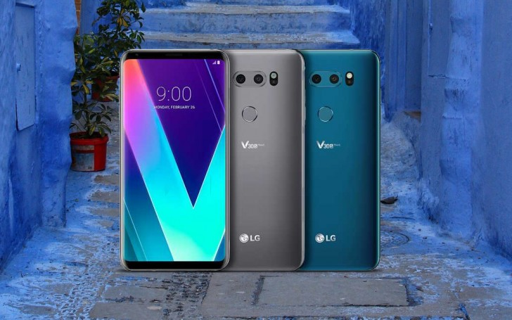 Prices for LG V30s ThinQ unveiled, it launches in South Korea tomorrow