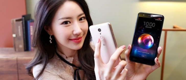 LG X4 smartphone announced in South Korea