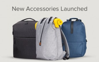 Xiaomi launches three new travel backpacks in India