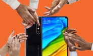 Xiaomi teases Mix 2s camera with clapping hands