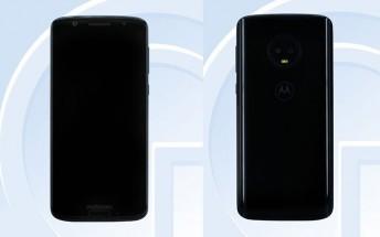 Motorola Moto G6 details revealed by TENAA