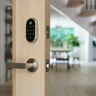 Nest Hello and x Yale Lock