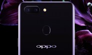 Oppo R15 and R15 Dream Mirror Edition go official with notched screens, new cameras