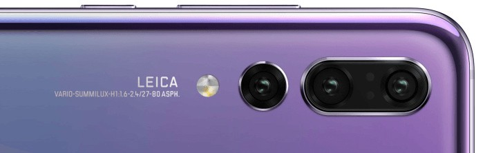 "Rumor: Huawei P20 Pro to have a 40MP sensor, plus 5x ""hybrid zoom"""